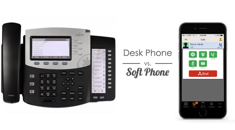 Điện Thoại và Softphone
