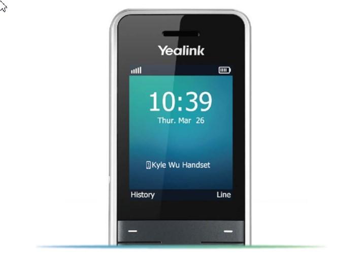 Màn Hình Điện thoại IP yealink w60P