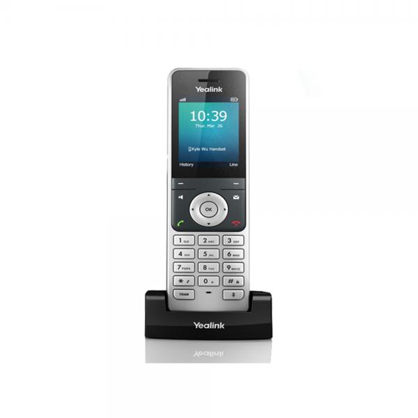 dien thoai ip yealink w56h 01 600x600 - Điện thoại IP yealink W56H