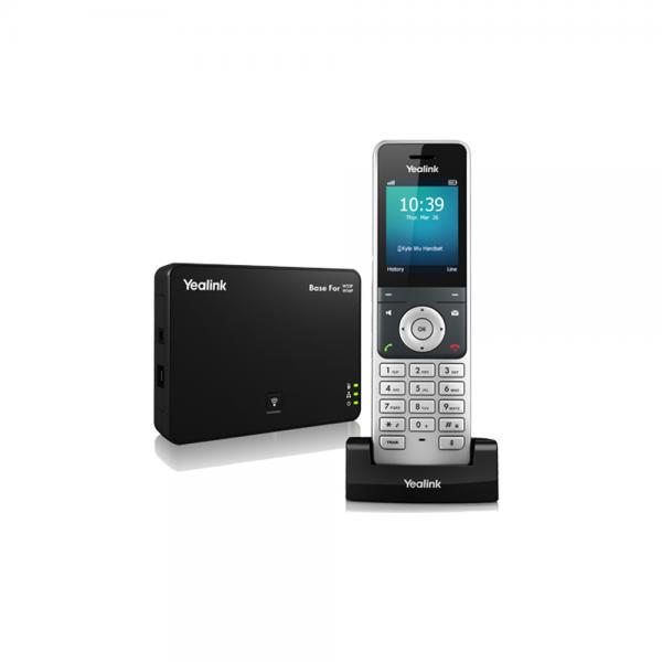 dien thoai ip yealink wifi w60p 600x600 - Điện thoại ip yealink wifi W60P