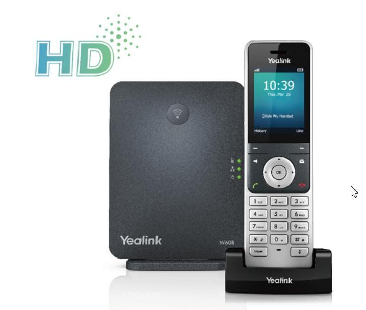 Điện thoại IP yealink w60P âm thanh HD