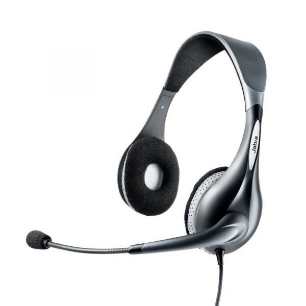 tai nghe callcenter Jabra UC 150 Duo 600x600 - Tai Nghe Callcenter Jabra UC150 Duo