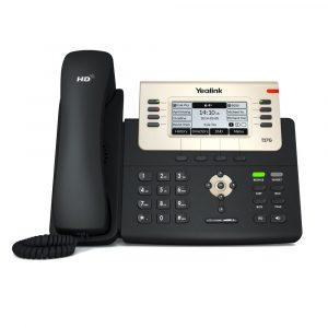 iện thoại IP yealink T27G 2 300x300 - Điện Thoại IP  Yealink T27G ( Tiếp Tân )