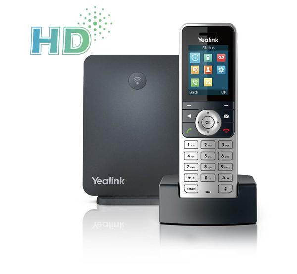 điện thoại ip yealink w53P Không Dây - wifi
