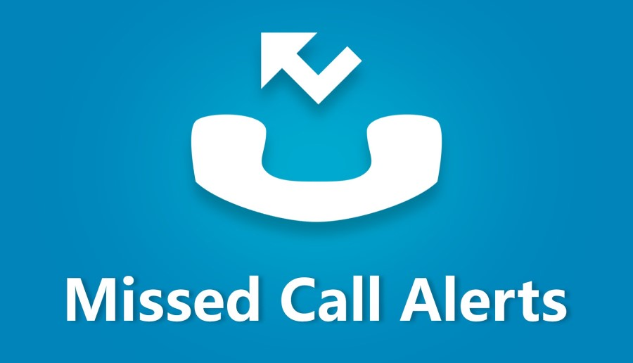 Dịch vụ Missed Call To Email