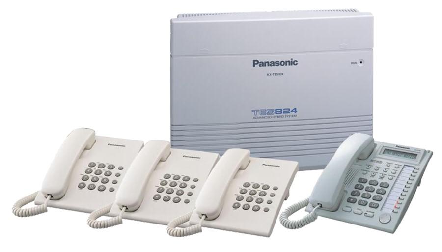 Tổng đài Điện thoại nội bộ công nghệ analog