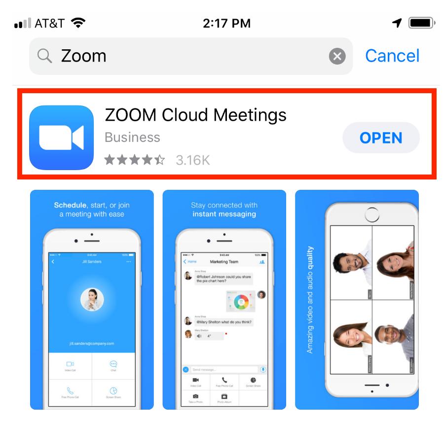 Zoom Cloud Meeting Mobile - Mua Bản Quyền Tài Khoản Zoom Meeting Chính Hãng Tại VOIP24H
