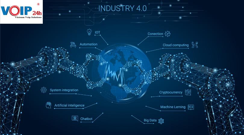 Cách mạng công nghiệp 4.0 và sức mạnh của công nghệ