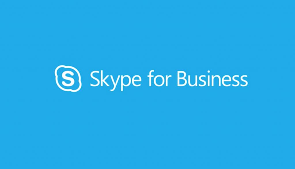 Phần mềm hội nghị trực tuyến Skype Business