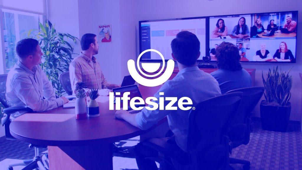 phần mềm họp trực tuyến  Lifesize