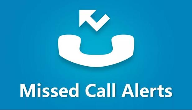 API tổng đài thông báo missed call