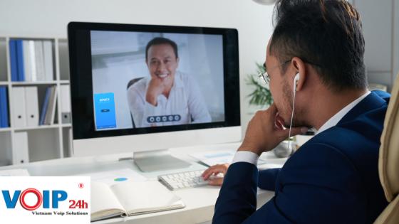 Zoom meeting hỗ trợ doanh nghiệp sử dụng webinar dễ dàng