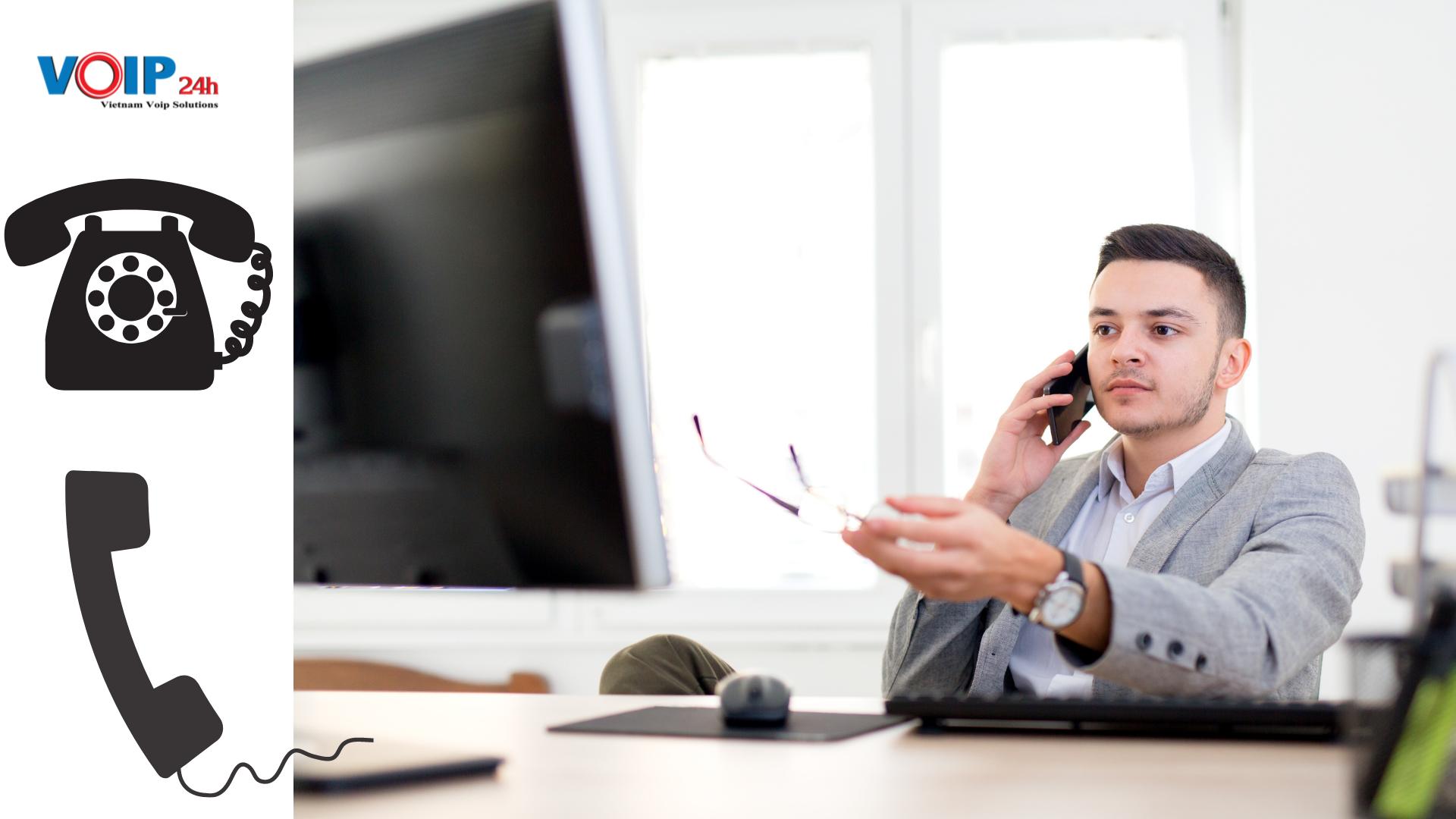 Điện thoại nội bộ mang nhiều lợi ích đến doanh nghiệp