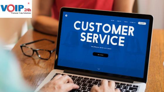 Phương pháp hỗ trợ chăm sóc khách hàng qua điện thoại