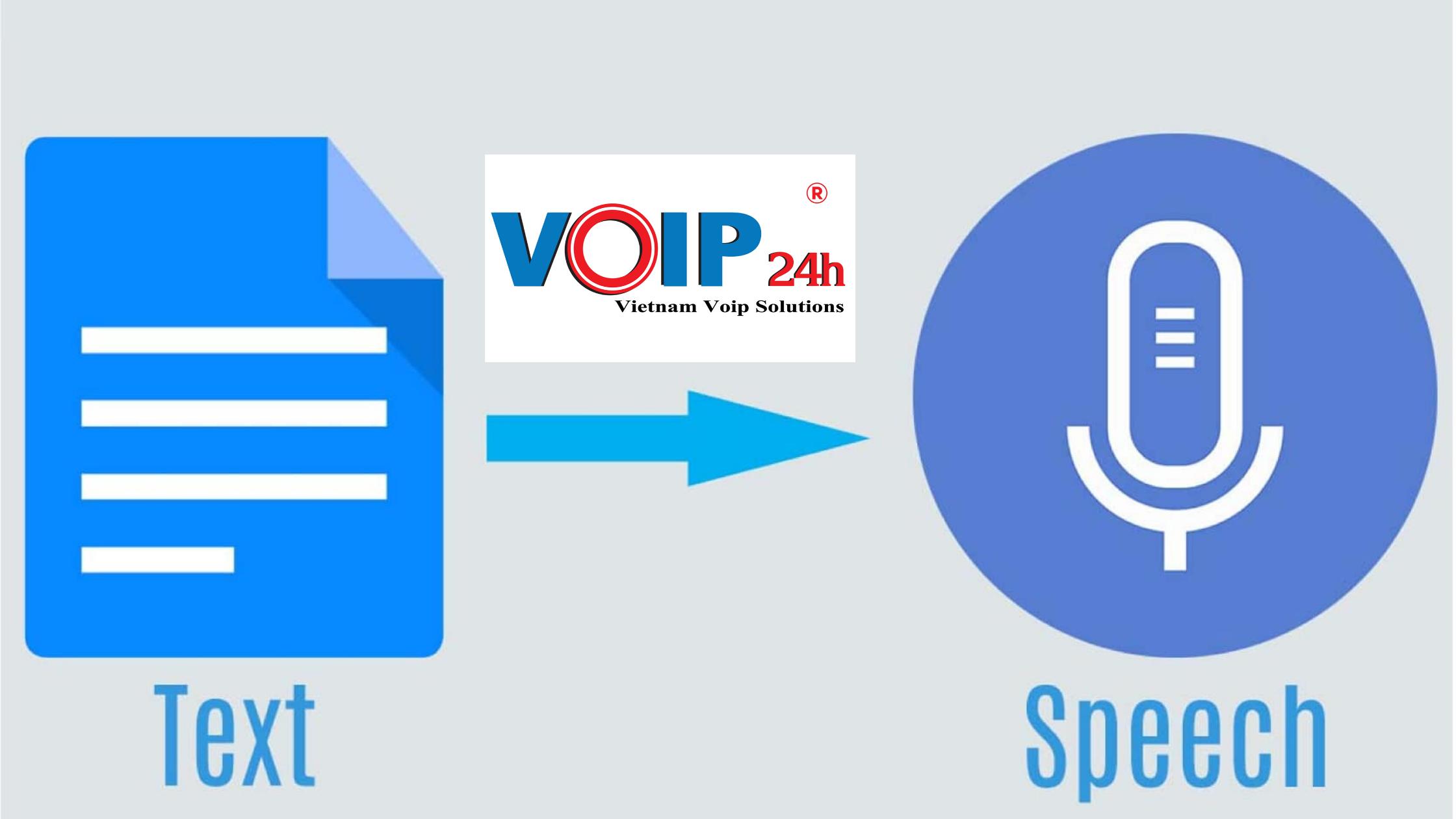 Công nghệ chuyển đổi văn bản thành giọng nói (Text to speech) và Ứng dụng cho cuộc sống hiện đại