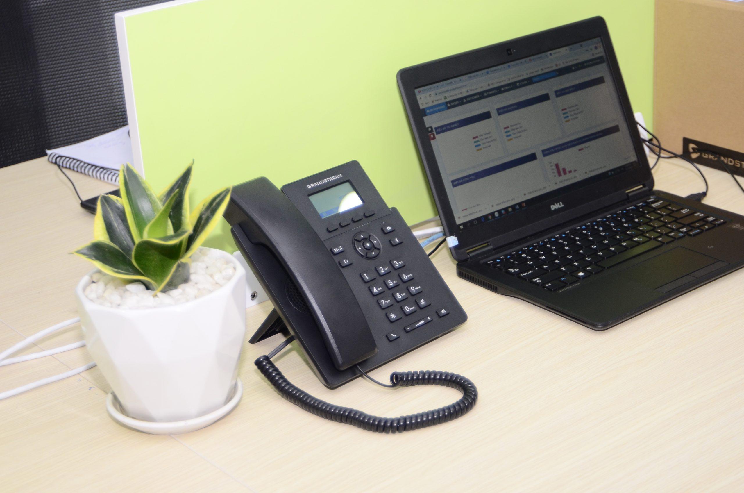 Điện thoại Grandtream GRP 2601