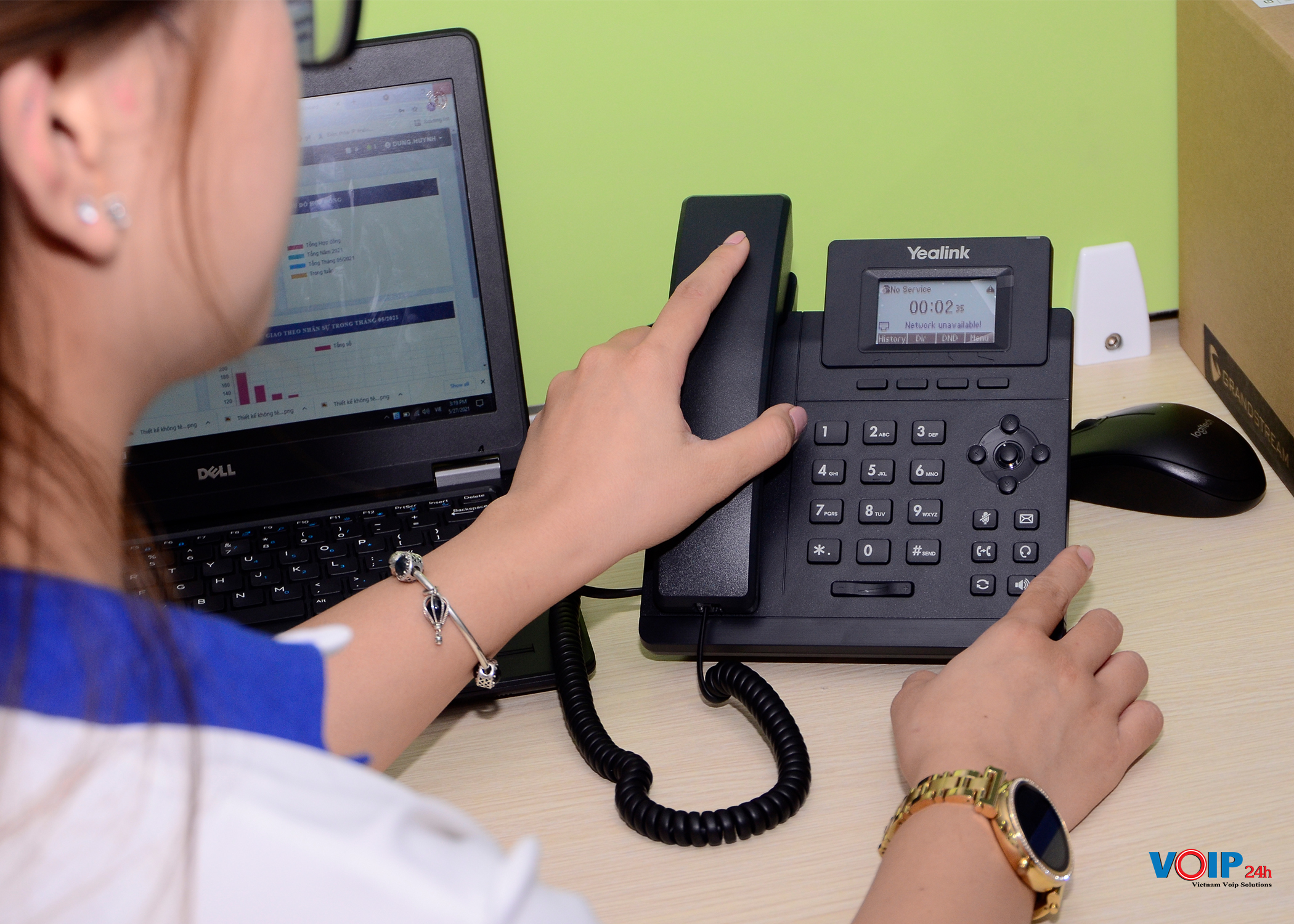 Điện thoại Yealink T30