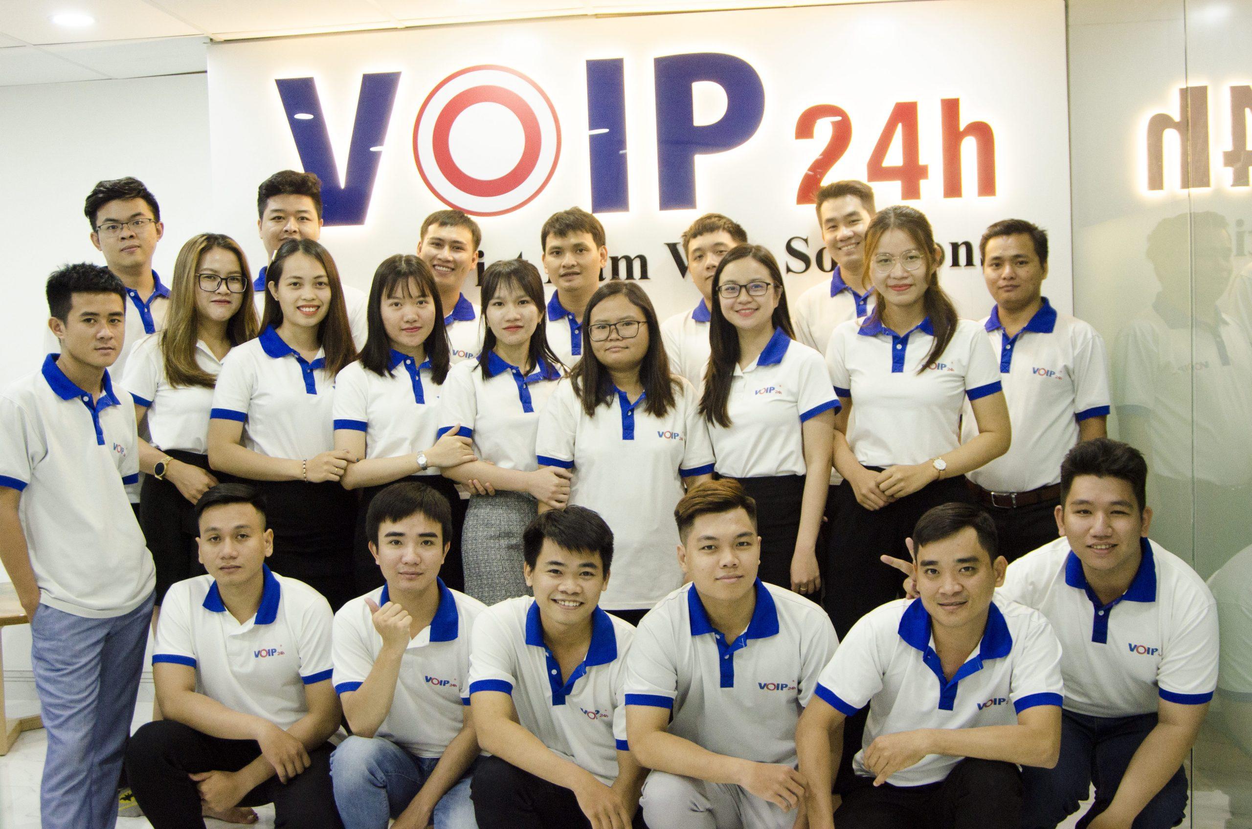 Nhân sự VOIP24H